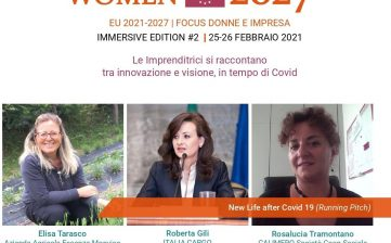 25 FEBRUARY 2021: European Conference EU 2021-2027 WOMEN 2027 #2: Focus on Women and Business